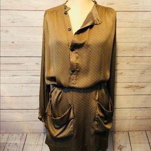 Women's Stella Mccartney printed dress size 6/8